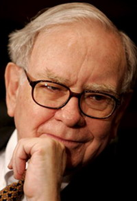 Warren Buffett - a successful investor in the world